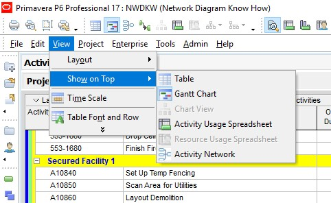 How To Create A Time Scaled Logic Diagram For Usace Or Navfac
