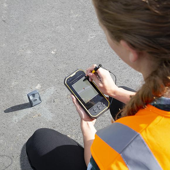 Nomad 5 Handheld Data Collector | BuildingPoint Pacific